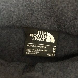 The North Face Shirts & Tops - North face fleece 1/4 zip pullover
